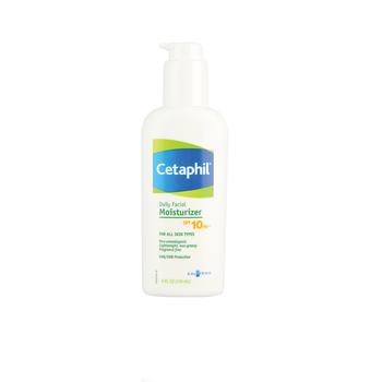 加拿大•丝塔芙 (Cetaphil)每日防晒保湿露SPF10 PA++ 118ml