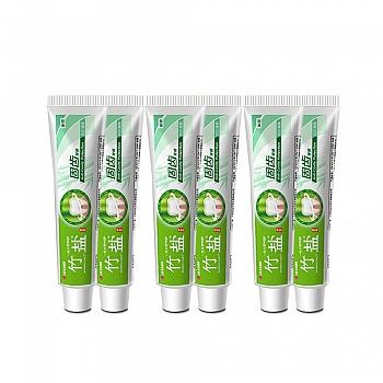 韩国•LG竹盐 固齿源固齿牙膏115g*2(优惠装)*3