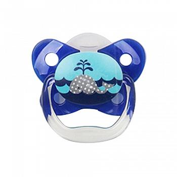 美国•布朗博士蝴蝶形舒适安抚奶嘴(0-6个月)PV11407-ES