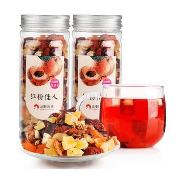 买1送1 山野农夫 红粉佳人果茶150g