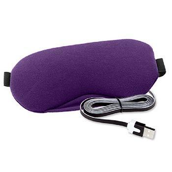 乐高家居USB蒸汽香眼罩缓解眼疲劳
