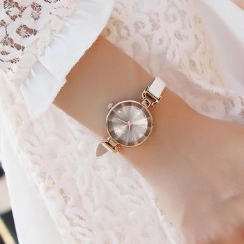 聚利时复古时尚皮带女士手表女表