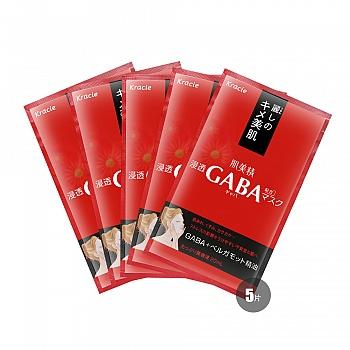 日本•肌美精调整修护面膜5pc