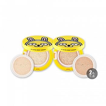 韩国•菲诗小铺(The face shop)水光保湿气垫修颜乳(KAKAO FRIENDS 限量版)