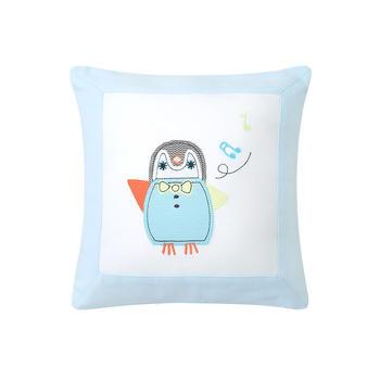 澳斯贝贝 婴童幼儿针织棉抱枕 信封口