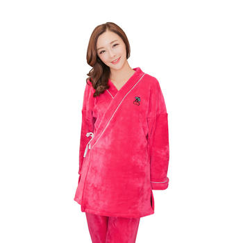 天喜孕妇装加绒家居服睡衣哺乳衣