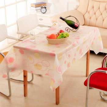中国•沃之沃 透明防水耐高温桌布1块装