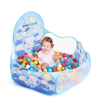 欧培海洋球池波波球室内帐篷玩具