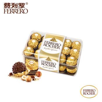 费列罗榛果威化巧克力30粒375g
