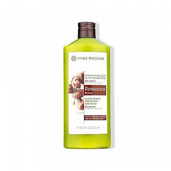 法国•伊夫黎雪荷荷巴油营养修护润发洗发乳300ml