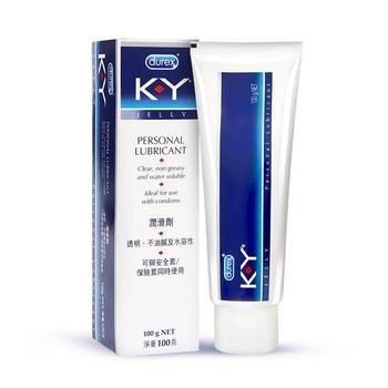 杜蕾斯KY人体水溶性润滑液100g(进口)
