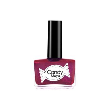 中国•膜玉(Candy Moyo)指甲油 热辣巴西系列 红钻蔻丹 CMF63 8ml