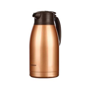象印保温壶HA19不锈钢家用水壶1.9L-金色NZ