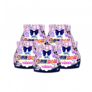 日本•苏菲SOFY卫生巾F均码超熟睡安心裤裤型卫生巾2片*5包((旧包装为S~M码)新老包装随机发货)
