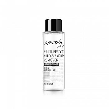 中国•NACOLA 多效柔肤卸妆液 50ml