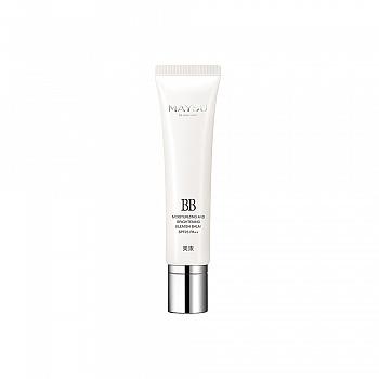 中国•美素(MAYSU)无瑕光感裸妆霜SPF25PA++