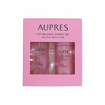 中国•欧珀莱(AUPRES)活力循环体验套盒 平衡型(网络销售专用)90ml+70ml