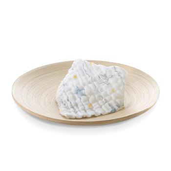 中国•澳斯贝贝棉质海星纱布三角巾