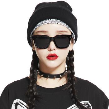 音米复古大框新款时尚偏光镜墨镜