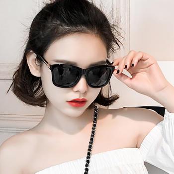 三氏黑超复古太阳镜潮流时尚墨镜