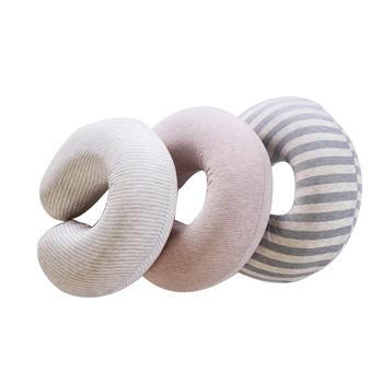 慕斯维天然乳胶U形枕 护颈枕 靠枕