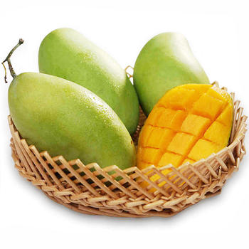 乐知果越南青芒果5斤约5-9个水果