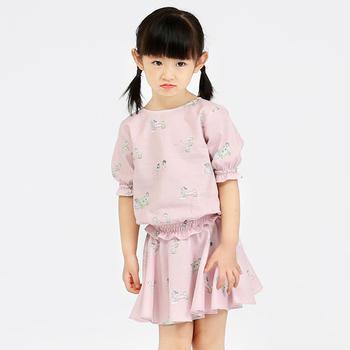 女孩儿童套装纯棉学生装原创正品