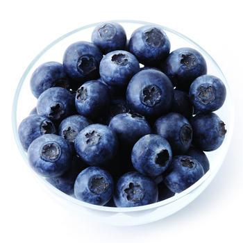 乐知果空运包邮蓝莓4盒125g单果12mm起新鲜水果