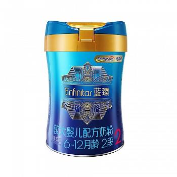 美国•美赞臣蓝臻较大婴儿配方奶粉900克罐装