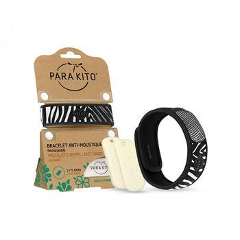 帕洛驱蚊手环黑色斑马(成人款)