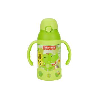 美国•费雪儿童弹跳吸管学饮杯绿色