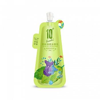 中国•10度茶树清痘洁面乳 100g