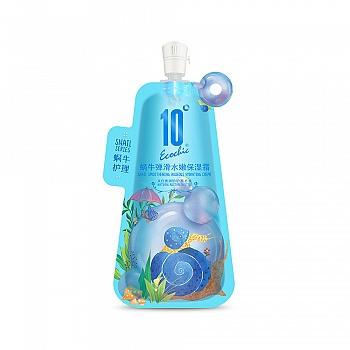 中国•10度蜗牛弹滑水嫩保湿霜40g