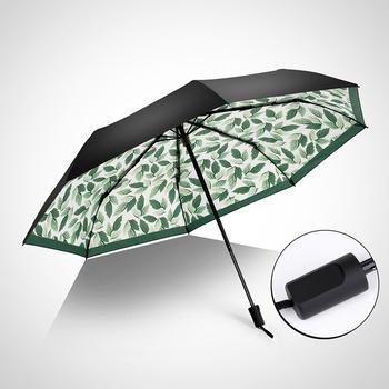 德国iRain绿茵防紫外线晴雨伞
