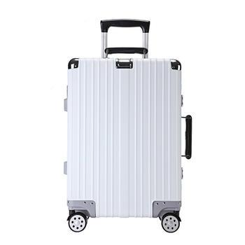 萨兰丹迪复古风格简系铝框箱24寸