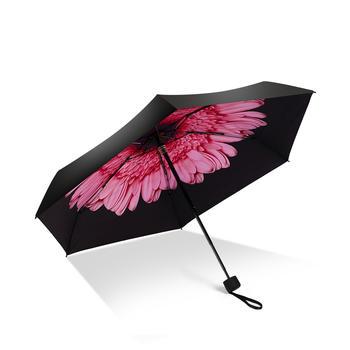 德国iRain迷你袖珍口袋防晒晴雨伞