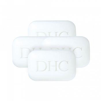 日本•DHC白玉柔肤皂分享组(蝶翠诗白玉柔肤皂105g*4)
