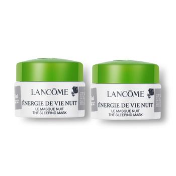 法国•兰蔻(Lancome)水光润养睡眠面膜5ml*2