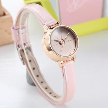 聚利时新款时尚知性女士石英手表