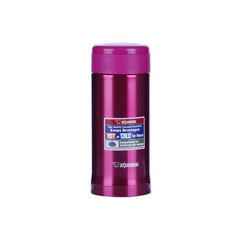 日本象印不锈钢保温杯AGE35-350ml-紫色-PC