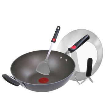 苏泊尔火红点3代钛Pro无油烟炒锅