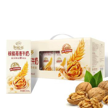 伊利 谷粒多燕麦/核桃燕麦牛奶