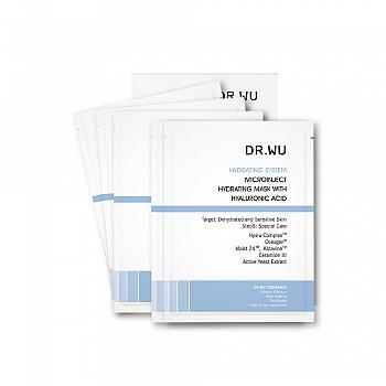 中国台湾•达尔肤(DR.WU)玻尿酸保湿面膜套组