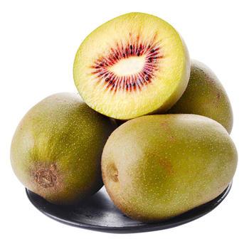 乐知果四川红心猕猴桃大果12 24粒新鲜水果
