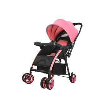 pouch四季便携一键折叠婴儿推车A02