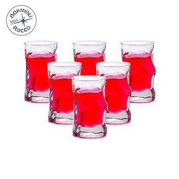 Bormioli Rocco 索珍特小酒杯 6只装