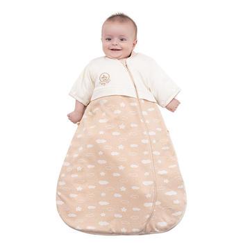 欧孕婴儿睡袋秋冬儿童保暖棉花