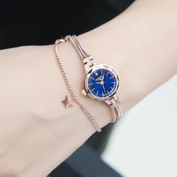 聚利时新款手链链带石英女士手表