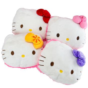 态美 KT猫抱枕靠垫 注水热水袋