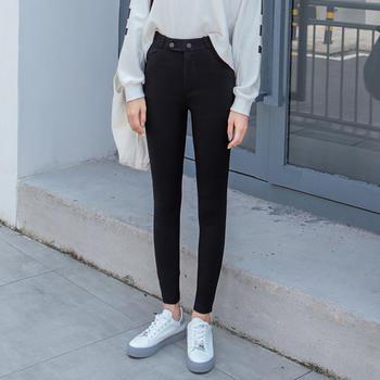 可奈丽莎四季可穿小脚外穿打底裤